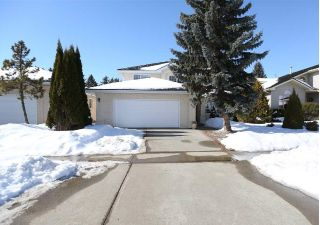 Main Photo: 326 BURTON Road NW in Edmonton: Zone 14 House for sale : MLS® # E4101555
