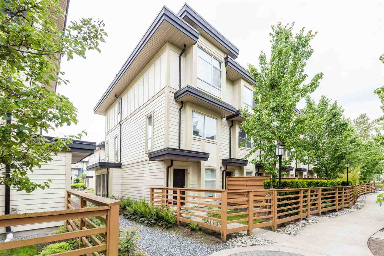 "Main Photo: 47 19477 72A Avenue in Surrey: Clayton Townhouse for sale in ""Sun@72"" (Cloverdale)  : MLS®# R2278490"