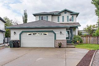 Main Photo: 11 Donnely Place: Sherwood Park House for sale : MLS®# E4116909