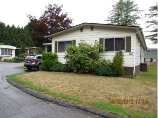 "Main Photo: 104 7850 KING GEORGE Boulevard in Surrey: East Newton Manufactured Home for sale in ""BEAR CREEK GLEN"" : MLS®# R2306546"