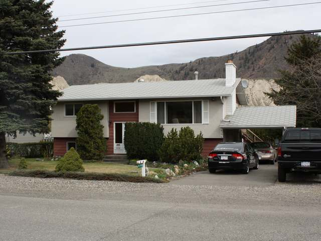 Main Photo: 6396 Furrer Road in Kamloops: Dallas Residential Detached for sale : MLS® # 103091