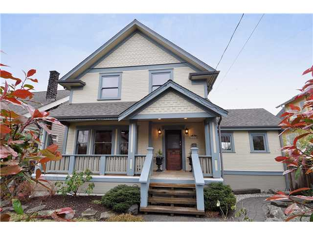 Main Photo: 1114 DUBLIN Street in New Westminster: Moody Park House for sale : MLS® # V988995