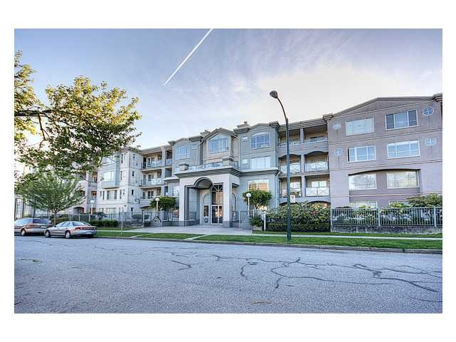 Main Photo: # 307 6475 CHESTER ST in Vancouver: Fraser VE Condo for sale (Vancouver East)  : MLS® # V1002554