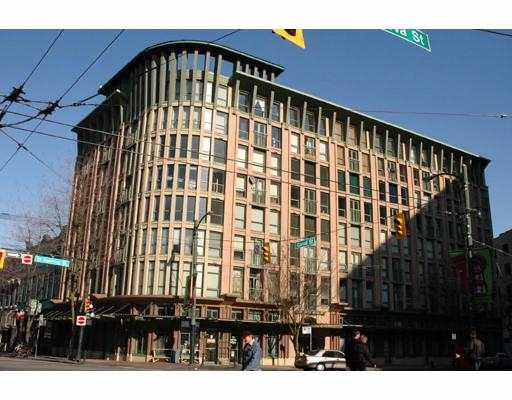 "Main Photo: 504 1 E CORDOVA ST in Vancouver: Downtown VE Condo for sale in ""CARRALL STATION"" (Vancouver East)  : MLS® # V547114"