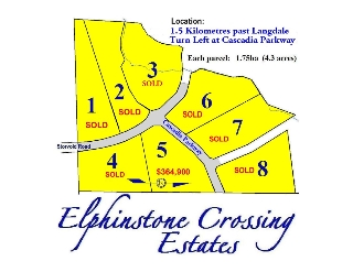 "Main Photo: LOT 5 CASCADIA PARKWAY in Gibsons: Gibsons & Area Home for sale in ""ELPHINSTONE CROSSING"" (Sunshine Coast)  : MLS® # V1093006"