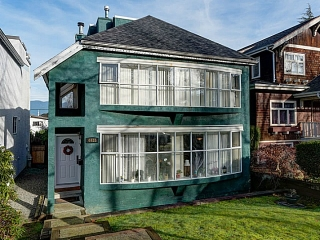 Main Photo: 4433 W 6TH Avenue in Vancouver: Point Grey House for sale (Vancouver West)  : MLS(r) # V1105654