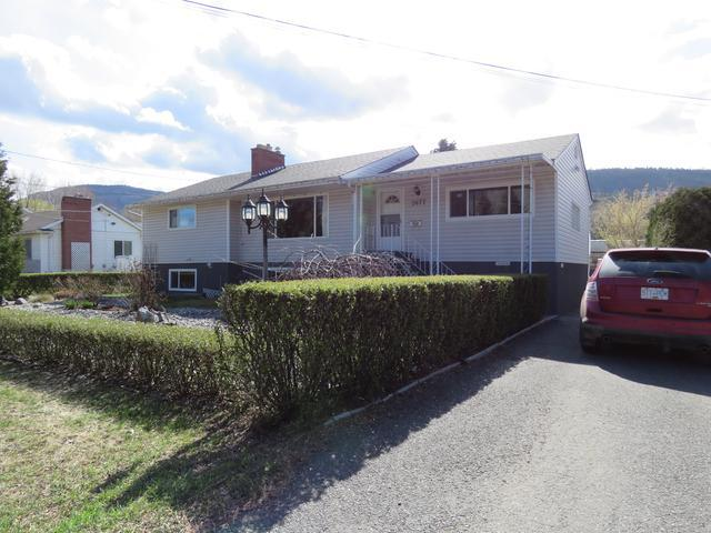 Main Photo: 2677 THOMPSON DRIVE in : Valleyview House for sale (Kamloops)  : MLS®# 127618