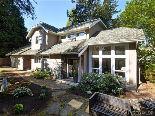 Main Photo: 4504 Limerick Lane in VICTORIA: SE Gordon Head Single Family Detached for sale (Saanich East)  : MLS®# 349756