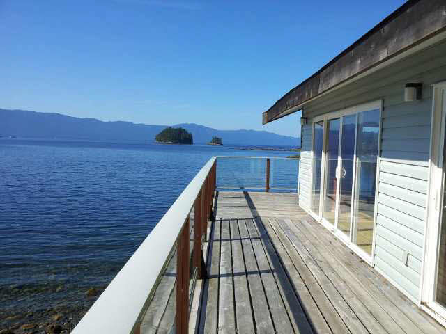 Photo 3: Photos: 12177 SUNSHINE COAST Highway in Pender Harbour: Pender Harbour Egmont House for sale (Sunshine Coast)  : MLS® # V1117958
