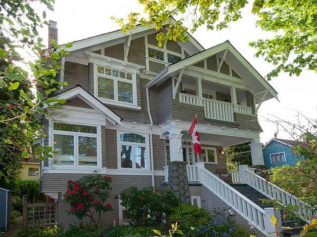 Main Photo: 1833 - 1835 COLLINGWOOD Street in Vancouver: Kitsilano House for sale (Vancouver West)  : MLS® # V1119814