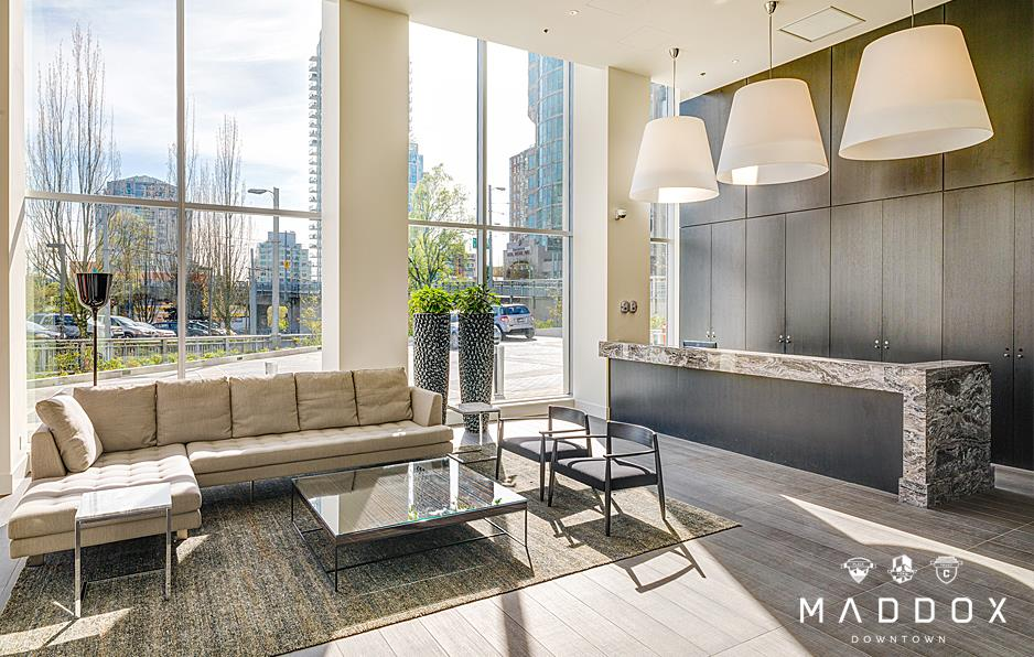 "Main Photo: 706 1351 CONTINENTAL Street in Vancouver: Downtown VW Condo for sale in ""MADDOX"" (Vancouver West)  : MLS®# R2060149"