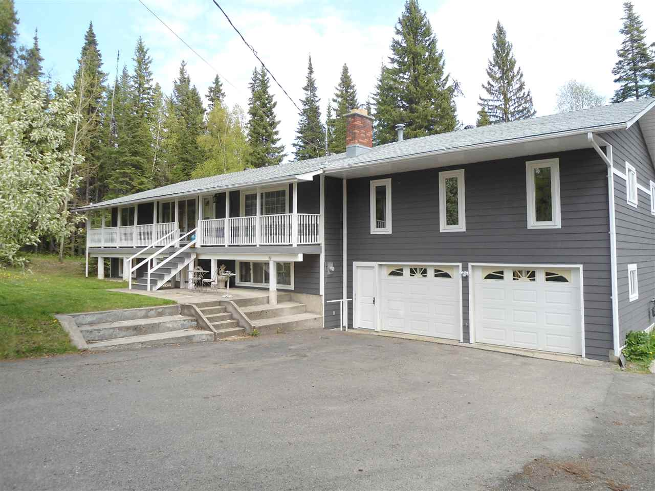 Main Photo: 7630 WANSA Road in Prince George: Pineview House for sale (PG Rural South (Zone 78))  : MLS® # R2063588