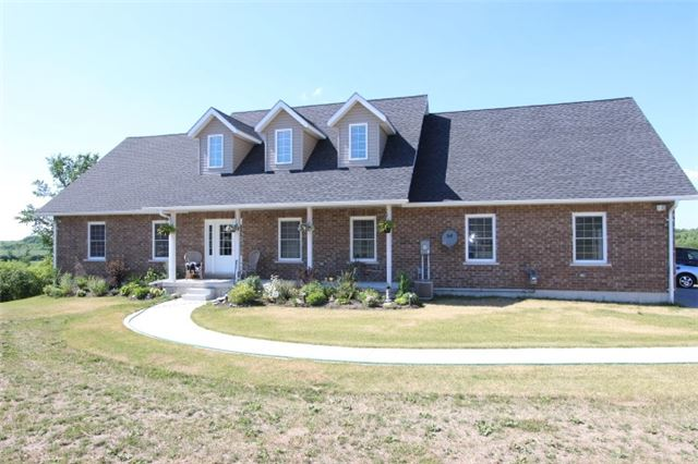 Main Photo: C1405 Regional Rd 12 Road in Brock: Rural Brock House (Bungalow) for sale : MLS®# N3545990
