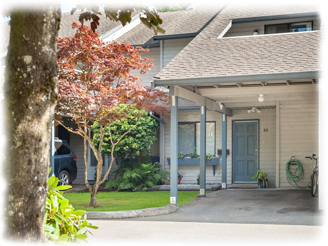 "Main Photo: 26 7300 LEDWAY Road in Richmond: Granville Townhouse for sale in ""LAURELWOOD GARDENS"" : MLS(r) # R2090368"