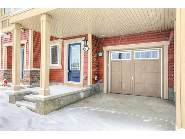 Photo 3: 151 WINDFORD Crescent SW: Airdrie House for sale : MLS® # C4097236