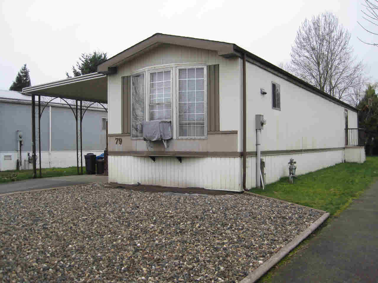 Main Photo: 79 145 KING EDWARD STREET in : Maillardville Manufactured Home for sale : MLS® # V816945