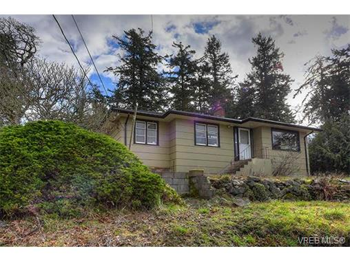 Photo 2: 3983 Holland Avenue in VICTORIA: SW Strawberry Vale Single Family Detached for sale (Saanich West)  : MLS® # 374483