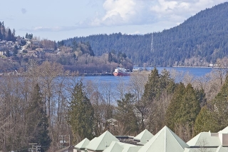 "Main Photo: 1106 288 UNGLESS Way in Port Moody: North Shore Pt Moody Condo for sale in ""THE CRESCENDO"" : MLS(r) # R2147465"