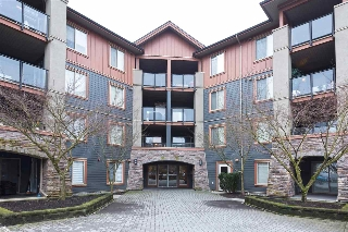 "Main Photo: 2423 244 SHERBROOKE Street in New Westminster: Sapperton Condo for sale in ""Copperstone"" : MLS(r) # R2147739"