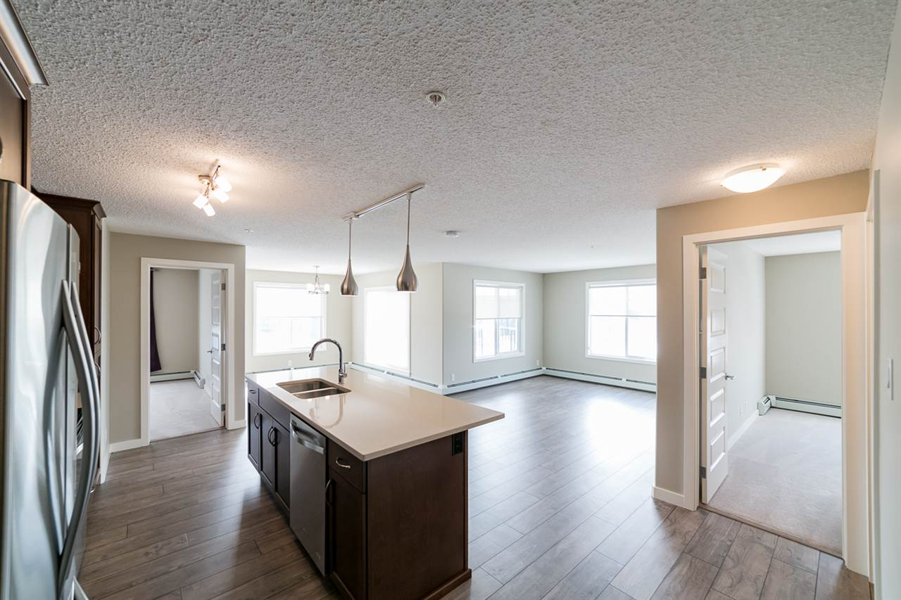 Photo 7: 322 4008 Savaryn Drive in Edmonton: Zone 53 Condo for sale : MLS® # E4057076
