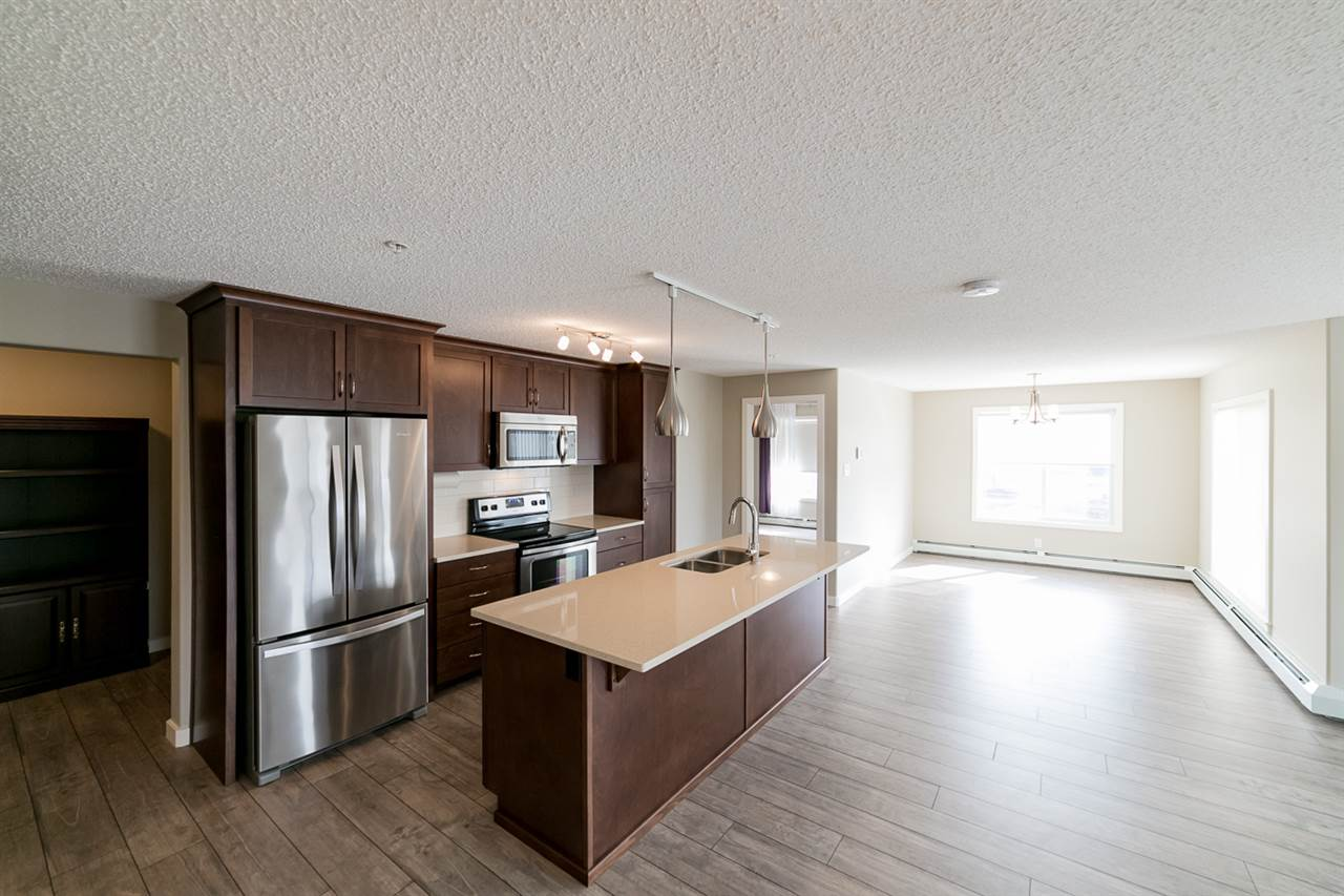 Photo 8: 322 4008 Savaryn Drive in Edmonton: Zone 53 Condo for sale : MLS® # E4057076