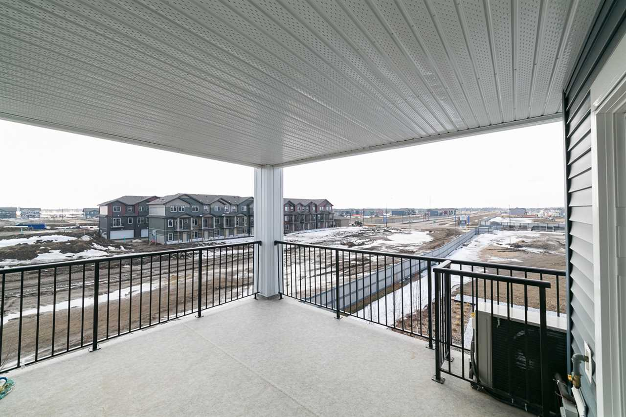 Photo 25: 322 4008 Savaryn Drive in Edmonton: Zone 53 Condo for sale : MLS® # E4057076