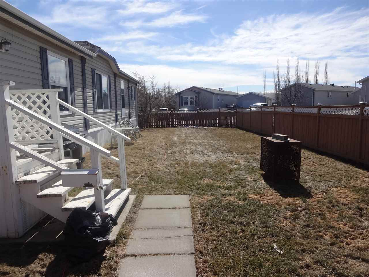 Main Photo: 3212 Lakewood Close NW in Edmonton: Zone 59 Mobile for sale : MLS(r) # E4057298