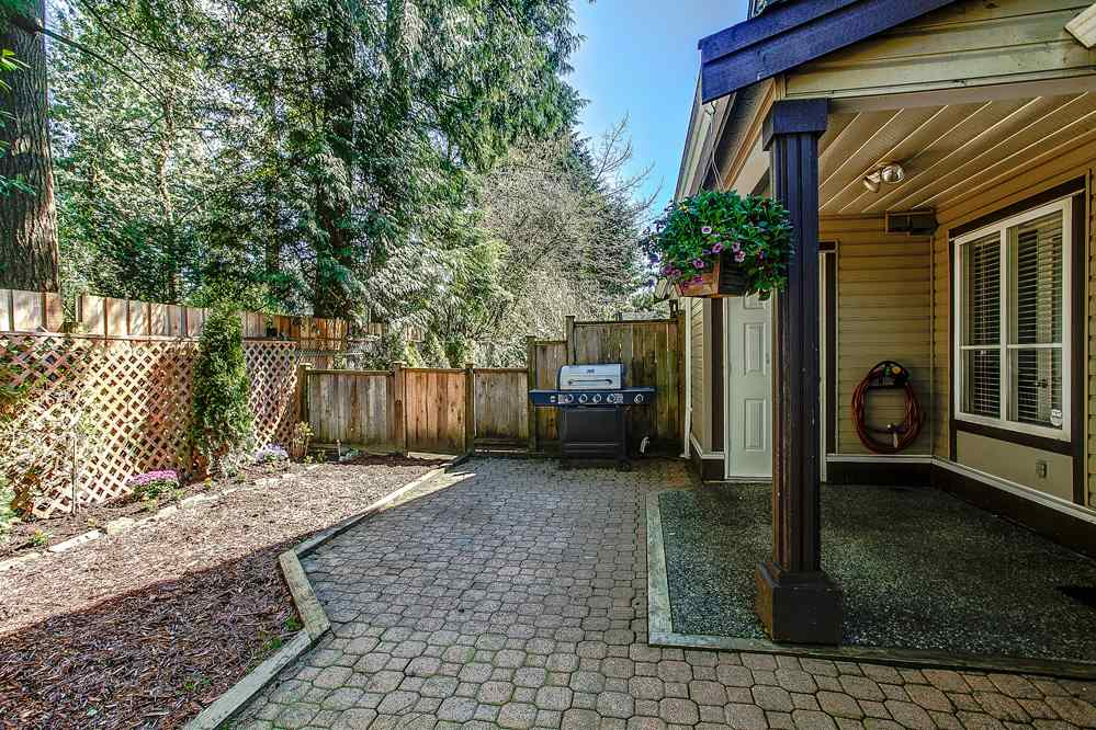 "Photo 15: 10 21801 DEWDNEY TRUNK Road in Maple Ridge: West Central Townhouse for sale in ""SHERWOOD PARK"" : MLS(r) # R2159131"
