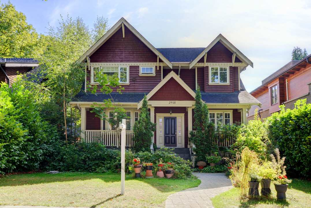 Main Photo: 2918 W 13TH Avenue in Vancouver: Kitsilano House for sale (Vancouver West)  : MLS®# R2162881