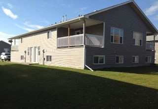 Main Photo: 4 6210 47 Street in Whitecourt: Multi-Family (Commercial) for sale : MLS(r) # 43417