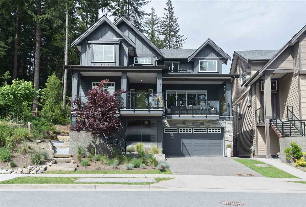 "Main Photo: 3493 PRINCETON Avenue in Coquitlam: Burke Mountain House for sale in ""BURKE MOUNTAIN"" : MLS(r) # R2174884"