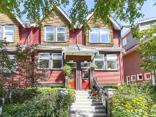 "Main Photo: 517 E 7TH Avenue in Vancouver: Mount Pleasant VE Townhouse for sale in ""THE VANTAGE"" (Vancouver East)  : MLS®# R2203934"