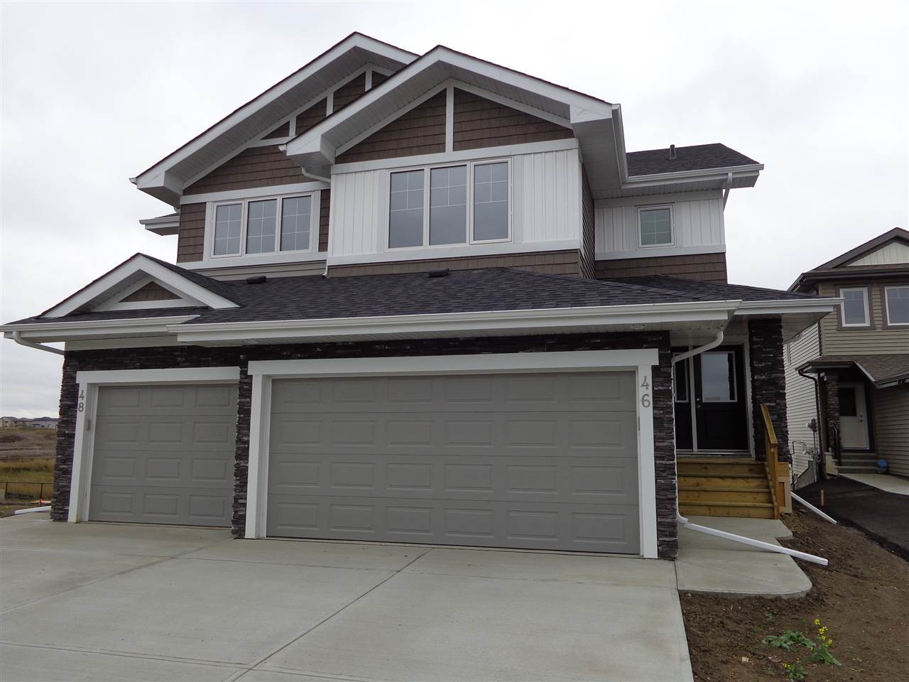 Main Photo: : Spruce Grove House Half Duplex for sale : MLS® # E4083055