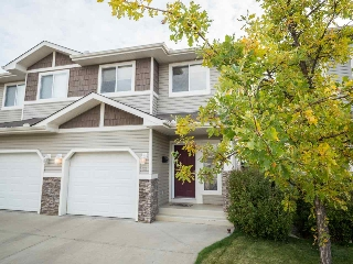 Main Photo: 33 133 EASTGATE Way: St. Albert House Half Duplex for sale : MLS® # E4083446