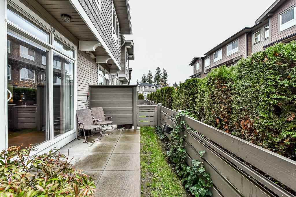 "Photo 20: Photos: 90 2729 158 Street in Surrey: Grandview Surrey Townhouse for sale in ""KALEDEN"" (South Surrey White Rock)  : MLS® # R2216987"