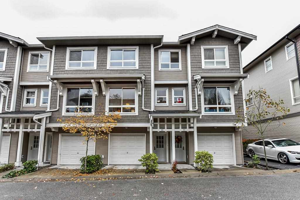 "Main Photo: 90 2729 158 Street in Surrey: Grandview Surrey Townhouse for sale in ""KALEDEN"" (South Surrey White Rock)  : MLS®# R2216987"