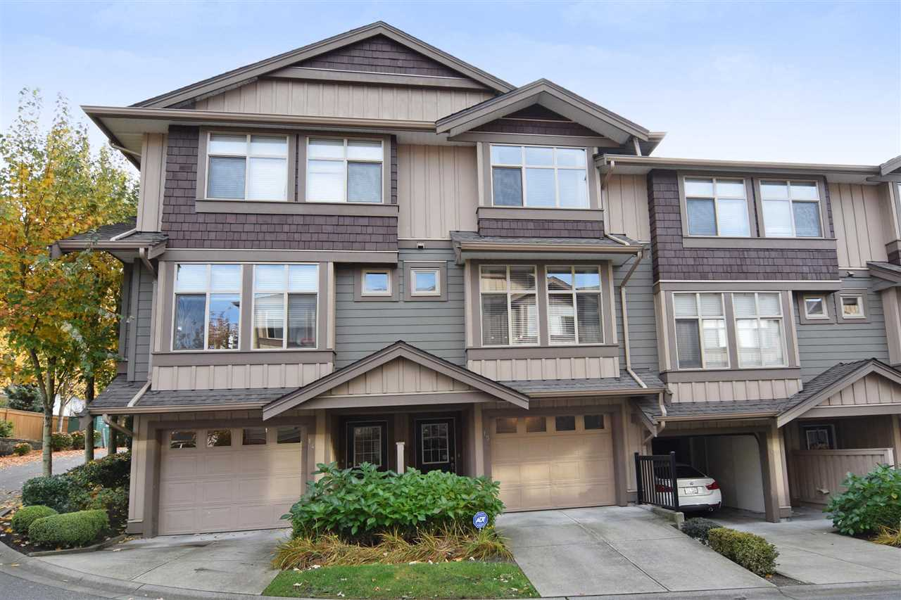 "Main Photo: 15 21661 88 Avenue in Langley: Walnut Grove Townhouse for sale in ""Monterra"" : MLS® # R2219074"