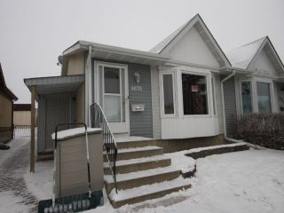 Main Photo: 4631 126 Avenue in Edmonton: Zone 35 House Half Duplex for sale : MLS® # E4088684