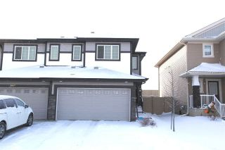 Main Photo: 5869 Anthony Crescent NW in Edmonton: Zone 55 House Half Duplex for sale : MLS® # E4089025