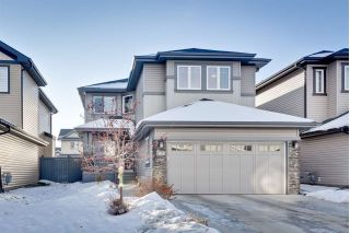 Main Photo: 3840 Gallinger Loop in Edmonton: Zone 58 House for sale : MLS® # E4090243