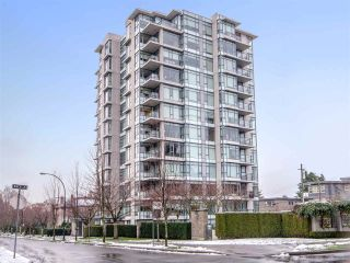 "Main Photo: 1207 1333 W 11TH Avenue in Vancouver: Fairview VW Condo for sale in ""SAKURA"" (Vancouver West)  : MLS® # R2230090"