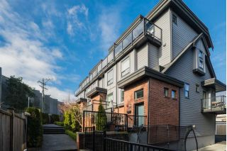 "Main Photo: 3329 WINDSOR Street in Vancouver: Fraser VE Townhouse for sale in ""The Nine"" (Vancouver East)  : MLS® # R2241273"