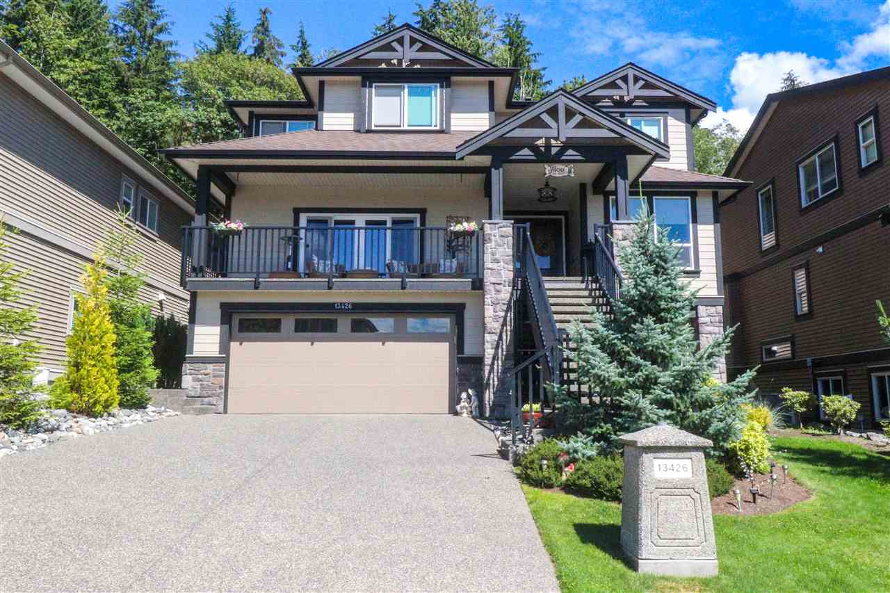 "Main Photo: 13426 236TH Avenue in Maple Ridge: Silver Valley House for sale in ""Balsam Creek"" : MLS®# R2286339"