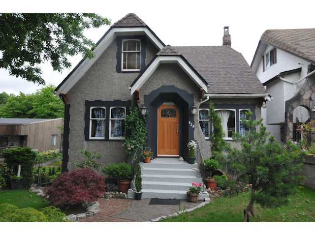 Main Photo: 950 RENFREW Street in Vancouver: Renfrew VE House for sale (Vancouver East)  : MLS(r) # V916685