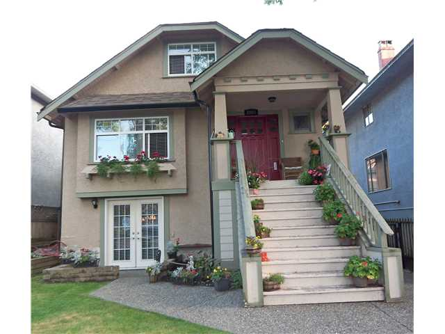 Main Photo: 2068 E 2ND AV in Vancouver: Grandview VE House for sale (Vancouver East)  : MLS(r) # V1035619