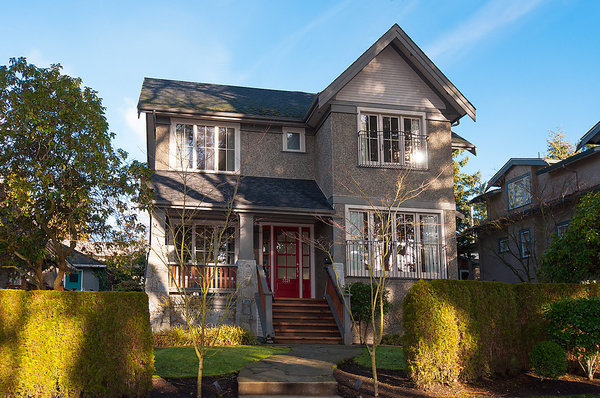Main Photo: 3321 MAYFAIR Avenue in Vancouver: Dunbar House for sale (Vancouver West)  : MLS® # V1042479