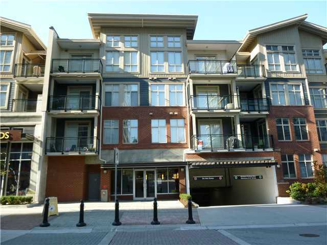 "Main Photo: 418 101 MORRISSEY Road in Port Moody: Port Moody Centre Condo for sale in ""LIBRA AT SUTERBROOK"" : MLS® # V1056915"