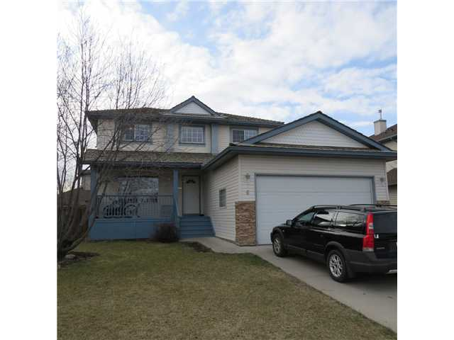Main Photo: 6 MEADOW Way: Cochrane Residential Detached Single Family for sale : MLS® # C3611505