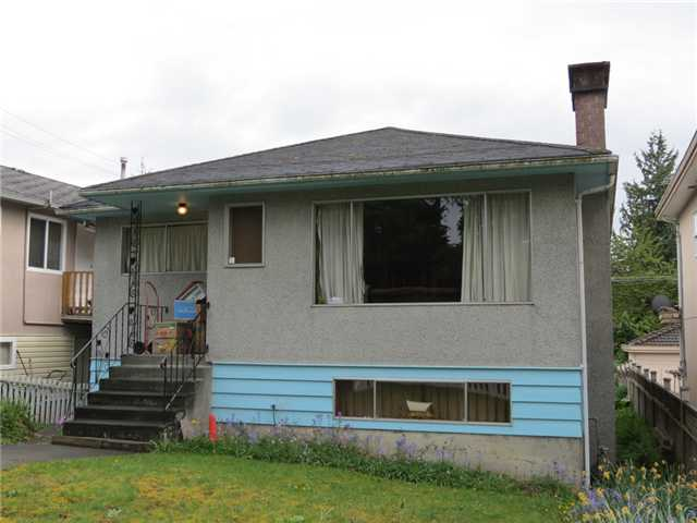 Main Photo: 1088 E 40TH Avenue in Vancouver: Fraser VE House for sale (Vancouver East)  : MLS® # V1062437