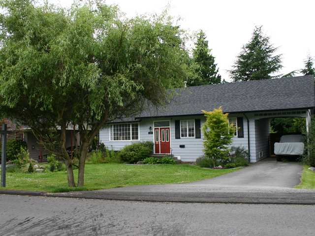 "Main Photo: 172 BALTIC Street in Coquitlam: Cape Horn House for sale in ""CAPE HORN"" : MLS® # V1070745"